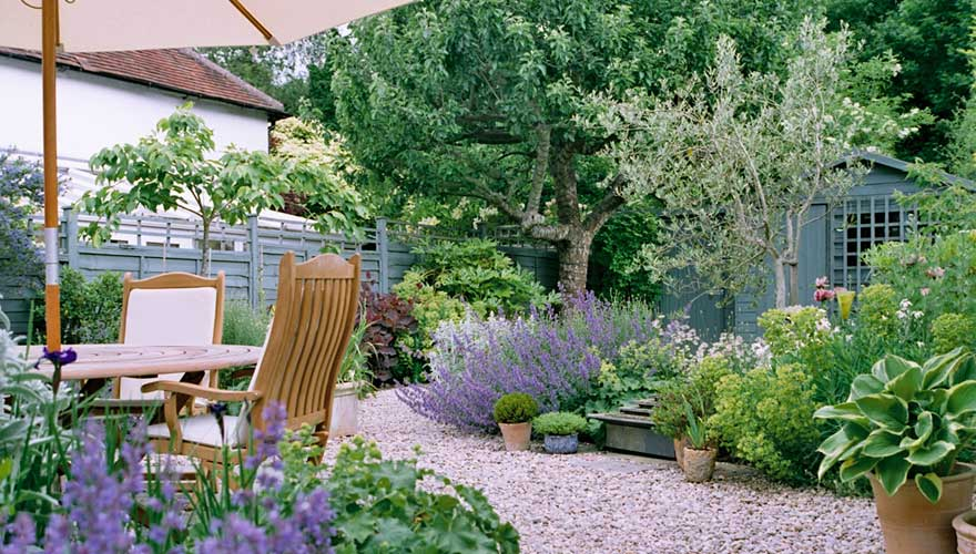 Country Garden Designs images